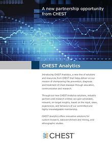 CHEST Analytics