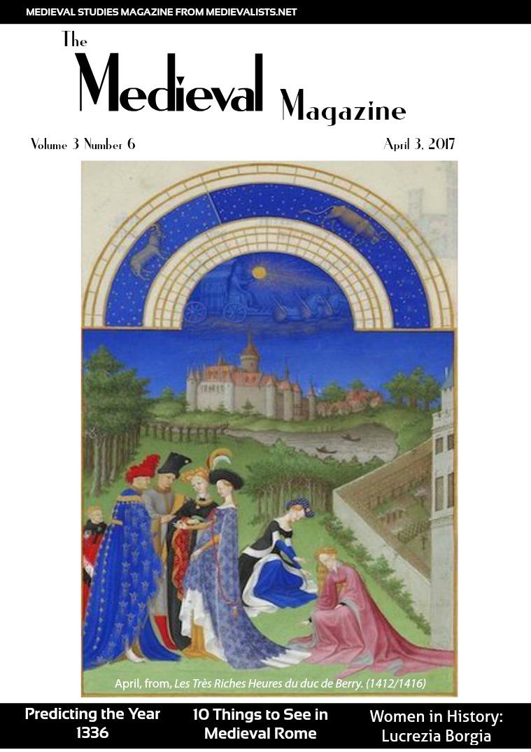 The Medieval Magazine No.89 / Vol 3 No 6