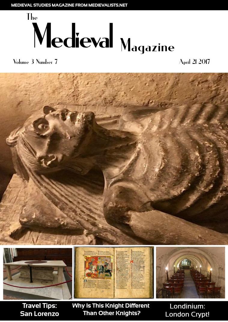 The Medieval Magazine No.90 / Vol 3 No 7
