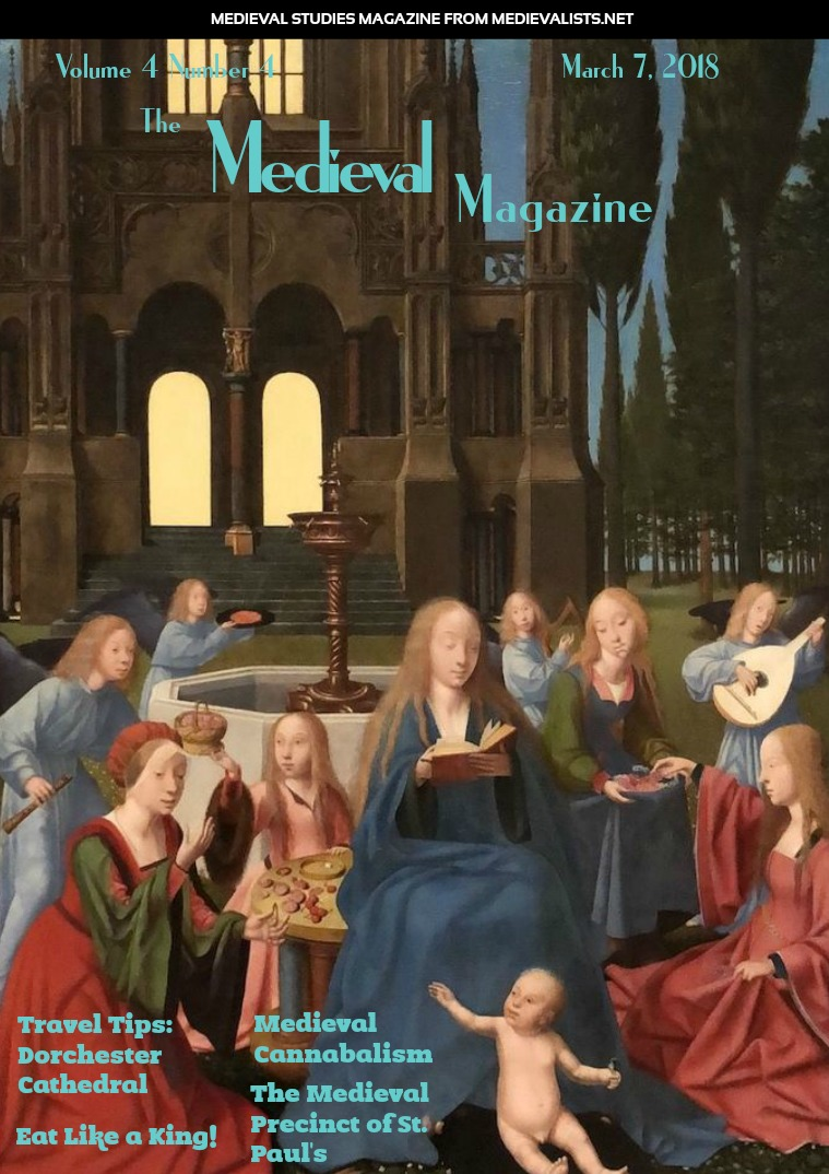 The Medieval Magazine No. 106 / Vol 4 No 4