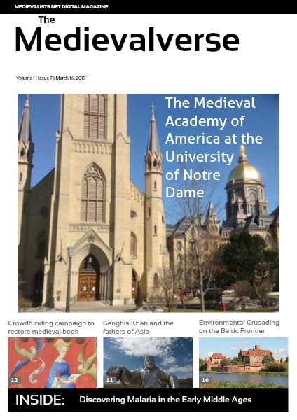 The Medieval Magazine Volume 1 Issue 7