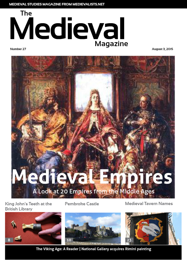 The Medieval Magazine No.27