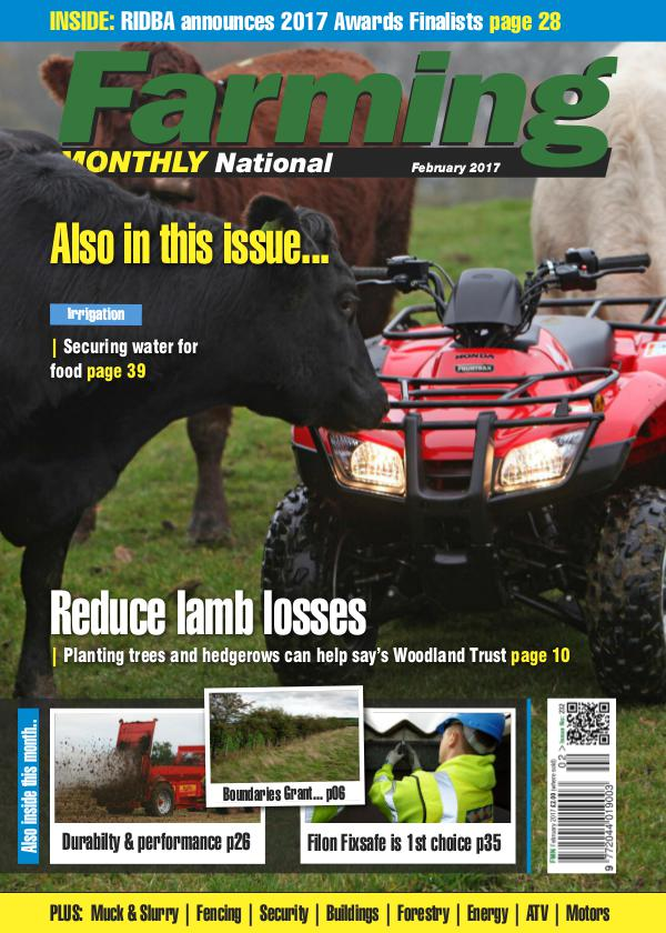 Farming Monthly National February 2017