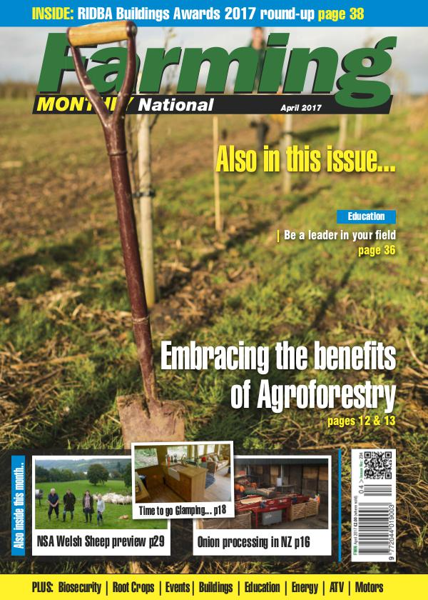 Farming Monthly National April 2017