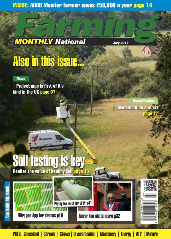 Farming Monthly National July 2017