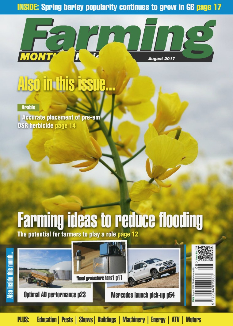 Farming Monthly National August 2017