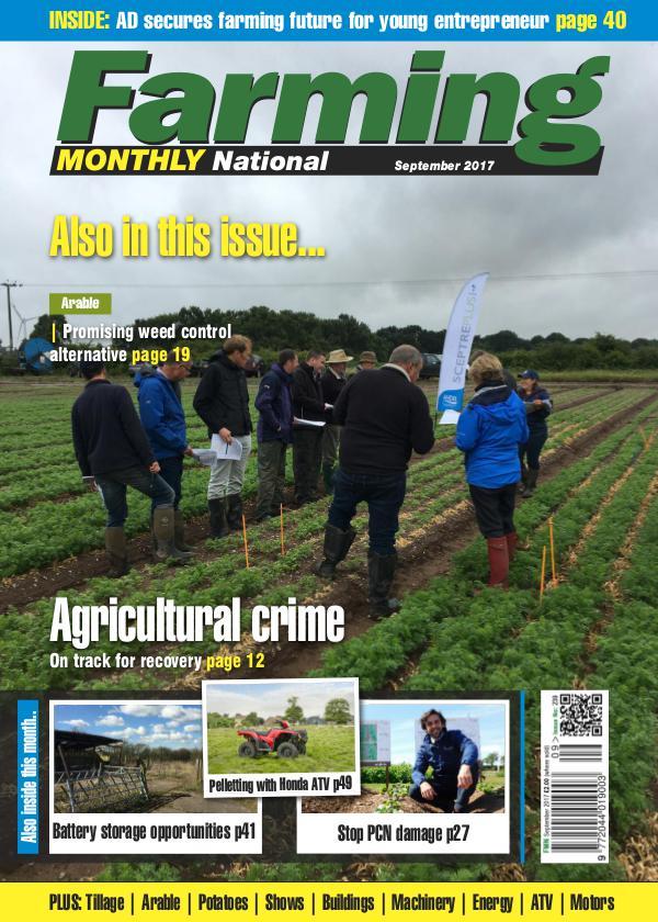 Farming Monthly National September 2017