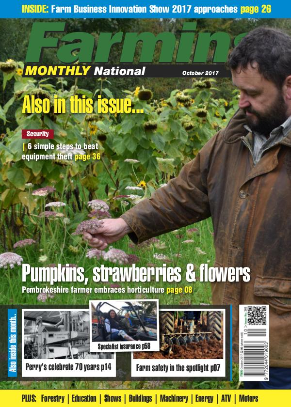 Farming Monthly National October 2017
