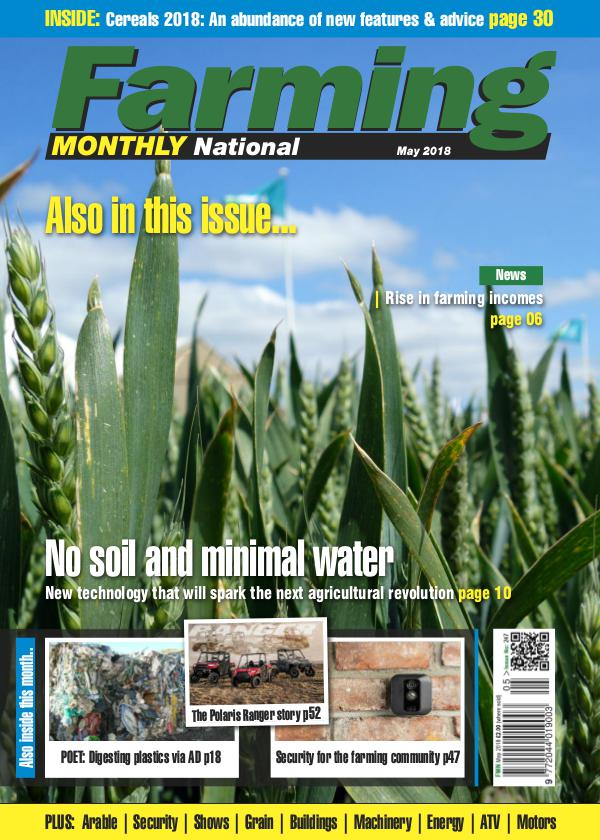 Farming Monthly National May 2018