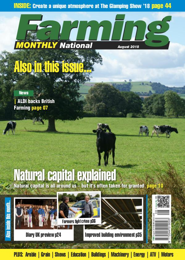 Farming Monthly National August 2018