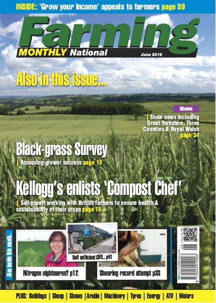 Farming Monthly National June 2016