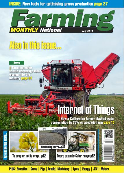Farming Monthly National July 2016