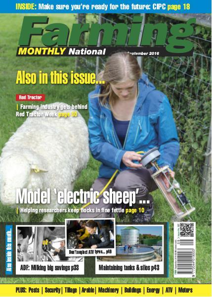 Farming Monthly National September 2016