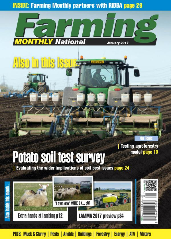 Farming Monthly National January 2017