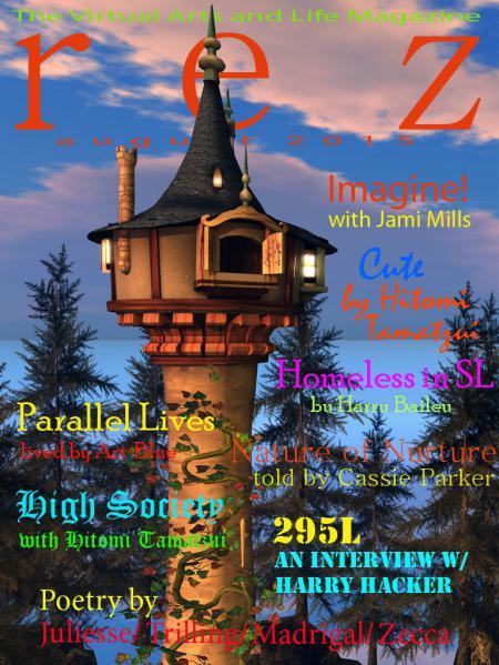 rez Magazine Augut 2015
