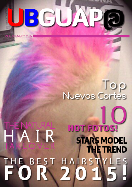 UBIEE - UBguap@ Hairstylings Vol.1º 2015