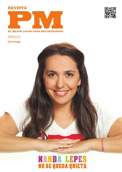 Revista PM 46 · El mejor lugar para encontrarnos · #46 · Narda Lepes Dic.2014