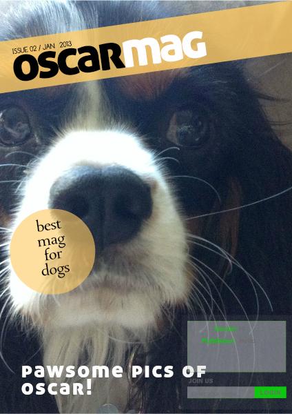 Oscar mag NO.1