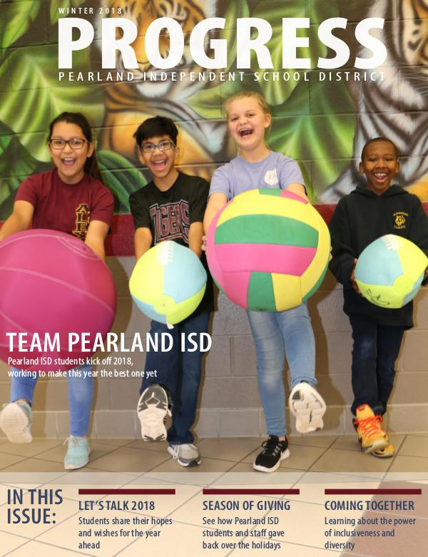 Pearland ISD Winter 2018