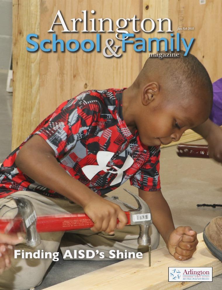 Arlington School & Family Magazine Jan/Feb 2018
