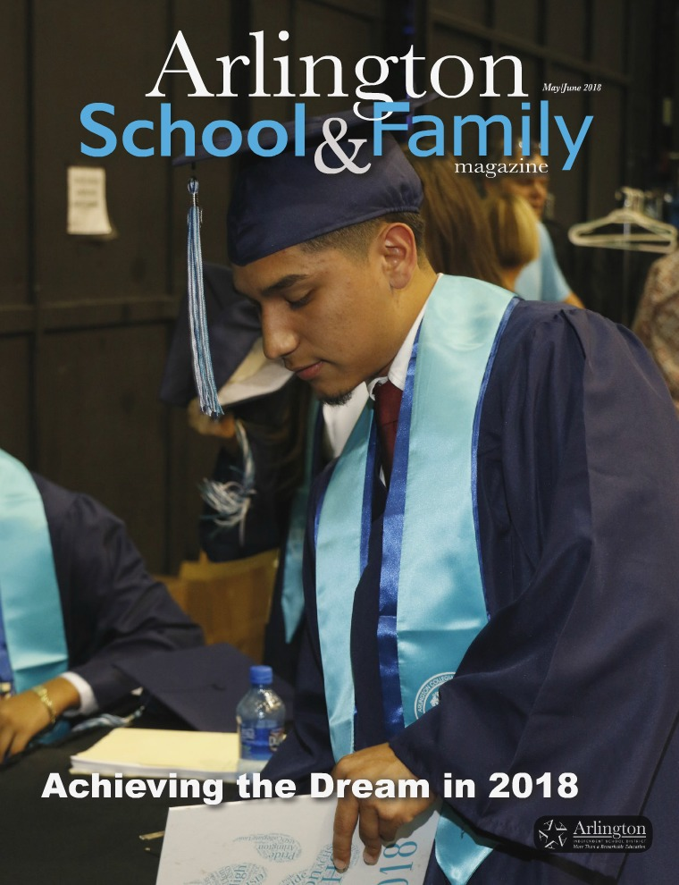 Arlington School & Family Magazine May/June 2018