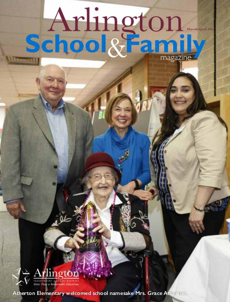 Arlington School & Family Magazine March/April 2016