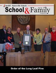 Iredell-Statesville Schools School & Family Magazine
