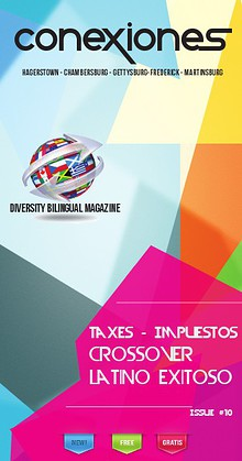Welcome to Conexiones Diversity Bilingual Magazine