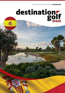 Destination Golf Spain 2017