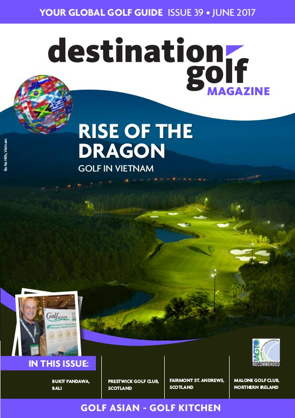 Destination Golf - June 2017 *