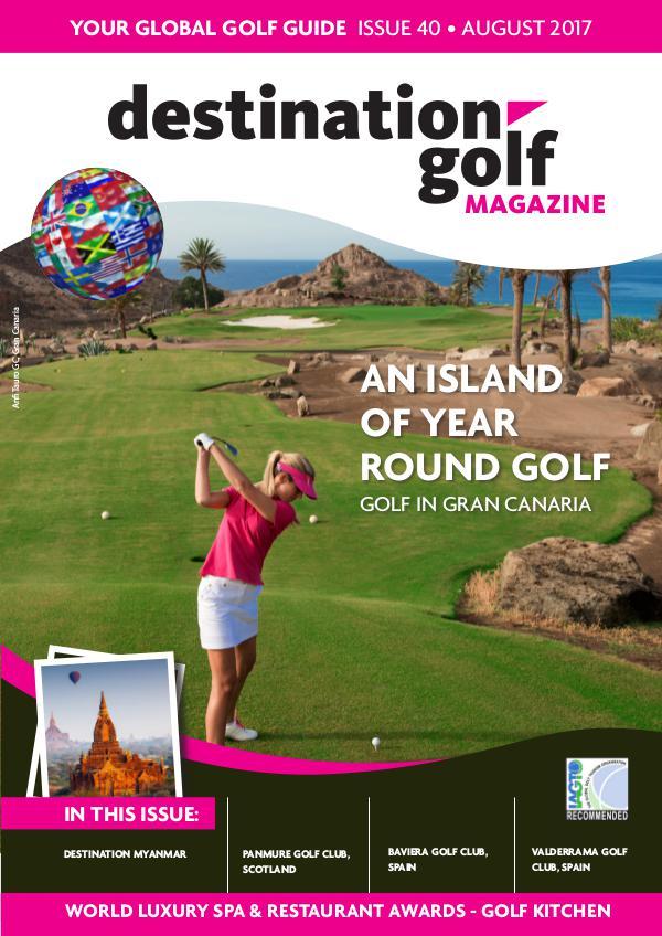 Destination Golf - August 2017 *