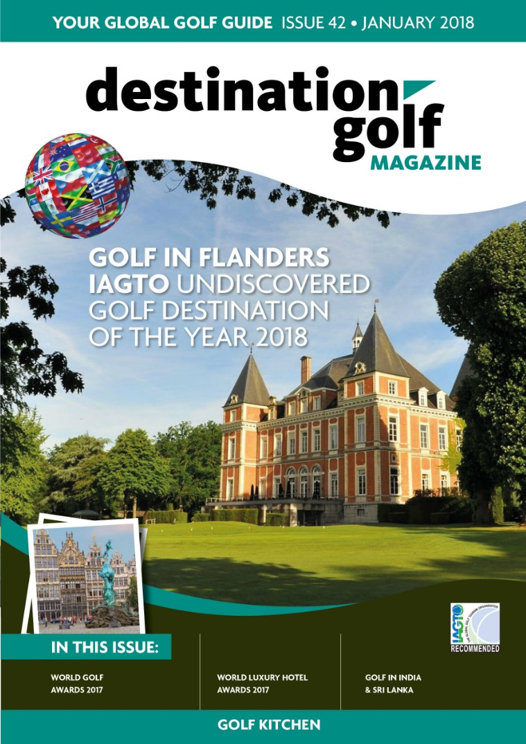 Destination Golf - January 2018 *