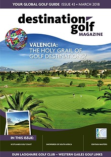Destination Golf - March 2018