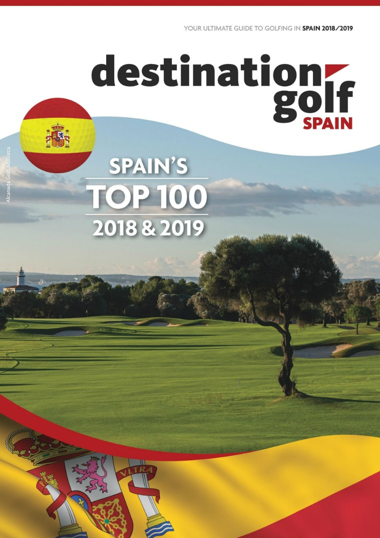 Destination Golf Spain 2018 *