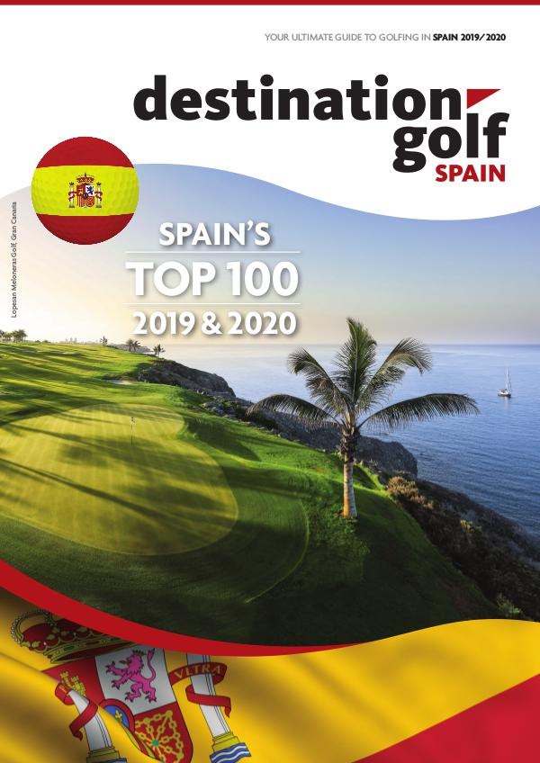 Destination Golf Spain 2019 *