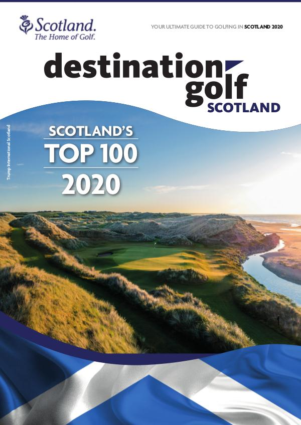 Destination Golf Scotland 2020 *