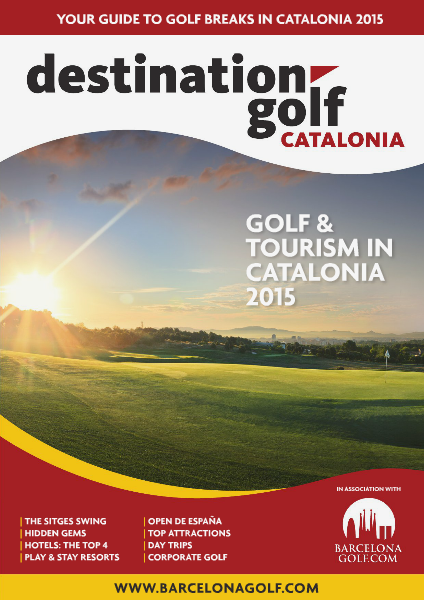 Destination Golf Catalonia 2015 2015