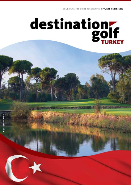 Destination Golf Turkey 2015 2015