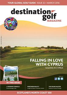 Destination Golf - March 2016