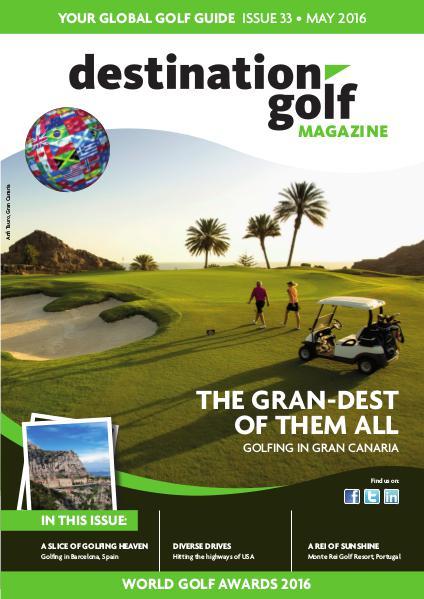 Destination Golf - May 2016* *
