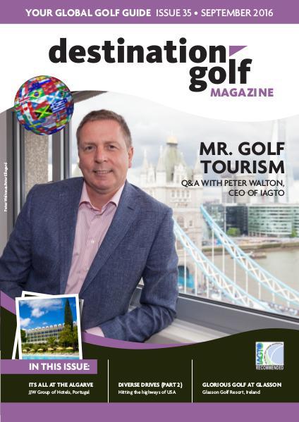 Destination Golf - September 2016 *