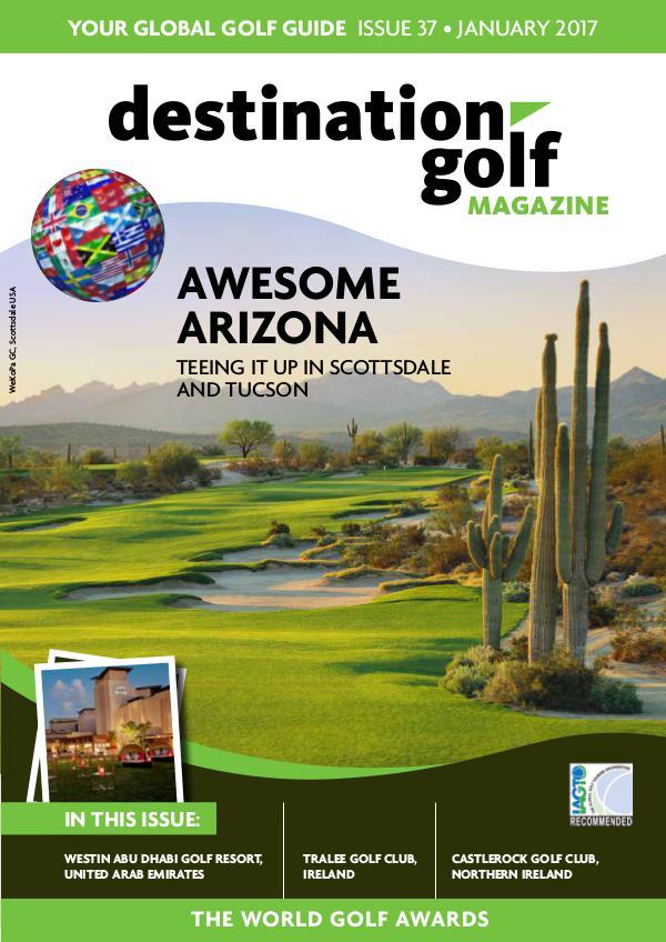 Destination Golf - January 2017 *