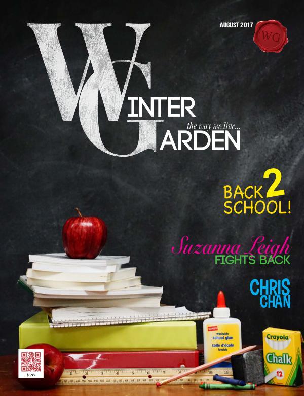 Winter Garden Magazine August 2017
