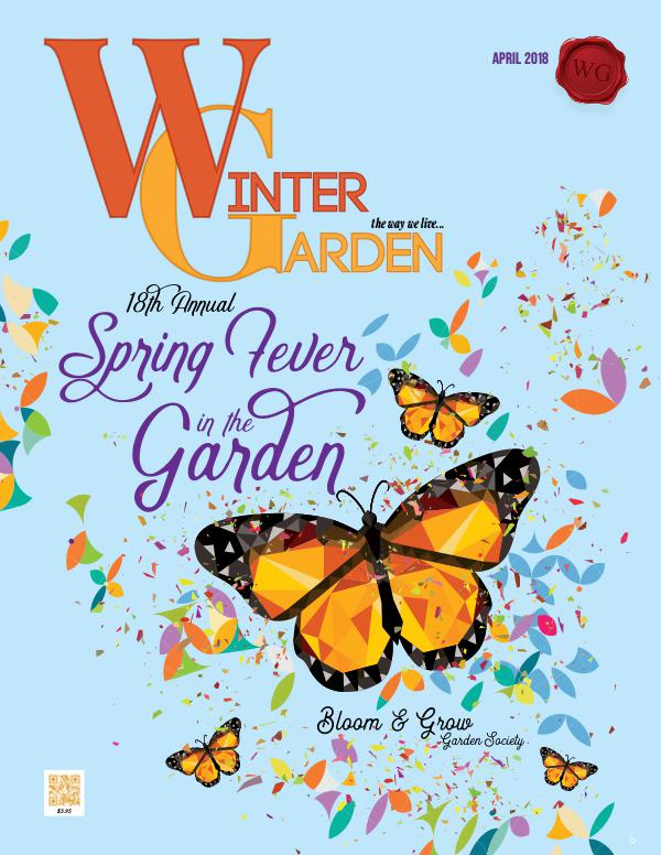 Winter Garden Magazine April 2018