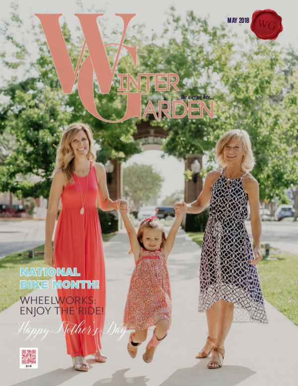 Winter Garden Magazine May 2018