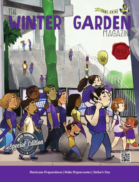 Winter Garden Magazine June 2016