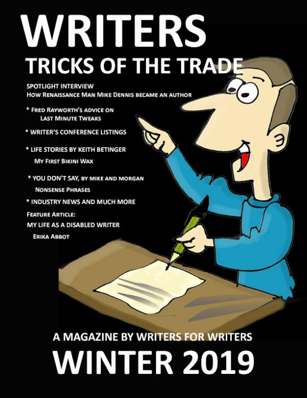 Writers Tricks of the Trade VOLUME 8, ISSUE 4