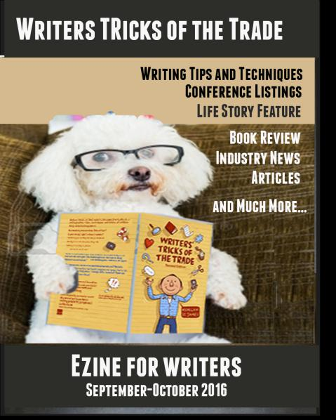 Writers Tricks of the Trade Volume 6, Issue 5