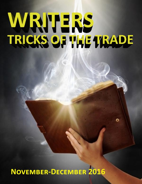 Writers Tricks of the Trade Issue 6, Volume 6