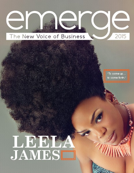 Emerge the Magazine Volume 1 Issue 1